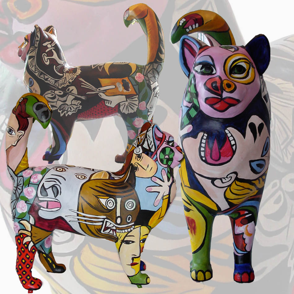 """""""Picatso"""" 2007 Catn' Around Catskill"""